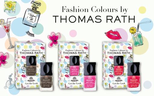 Thomas Rath Fashion Colours